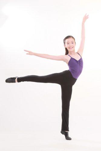 子供オーディション写真 ジャズダンス